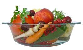 grönsaker för 1 frukt Royaltyfri Fotografi