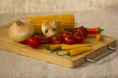 grönsaker för kocken Royaltyfria Bilder