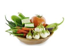 grönsaker för samlingsdesignelement Royaltyfri Bild
