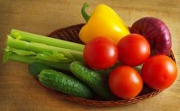 Grönsaker Arkivbild