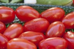 Grönsaker som tjänas som som horderves för matställe Royaltyfria Bilder