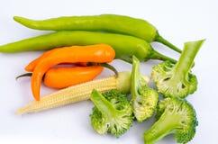Grönsakgrupp royaltyfri fotografi
