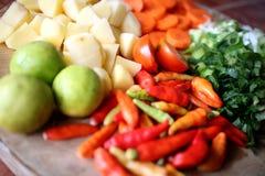 Grönsakhjärta Fotografering för Bildbyråer