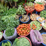 Grönsakmarknad Arkivfoton