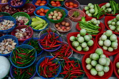 Grönsakmarknad Royaltyfria Foton