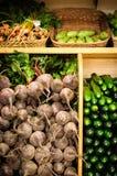 Grönsakmarknaden Arkivfoto