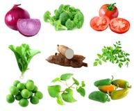 GrönsakSet Arkivfoto