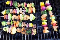Grönsaksteknålar Royaltyfri Bild