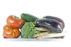 Grönsakstilleben Royaltyfri Fotografi
