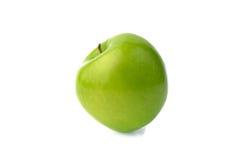 Grönt äpple Fotografering för Bildbyråer
