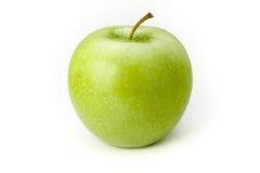 Grönt äpple Arkivbilder