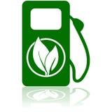 Grönt bränsle Arkivfoto