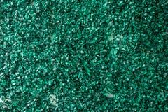 Grönt gräs av plast- lämnar väggtextur för bakgrund, Royaltyfri Foto