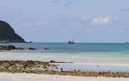 grönt hav Royaltyfri Fotografi