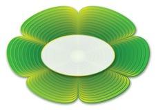 Grönt naturligt objekt Royaltyfria Foton