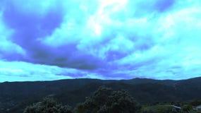 Grönt skönhetland Fotografering för Bildbyråer