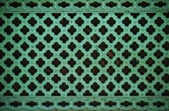 Grönt staket Royaltyfria Bilder