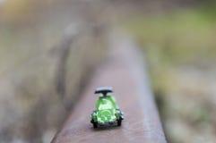 grönt toydrev Arkivbild