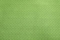 Grönt tyg Royaltyfria Foton