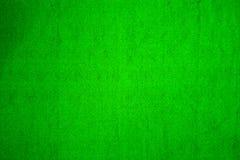 Grönt Woolen tyg Arkivbilder