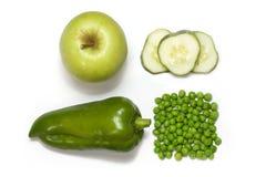 Grün Lizenzfreies Stockbild
