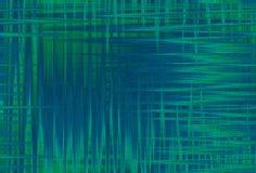 Grün-blauer Hintergrund lizenzfreie stockfotografie