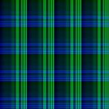 Grün-blaues Muster Stockbild