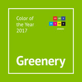 Grün färben Probe stockfotos