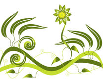 Grün-Göttin vektor abbildung