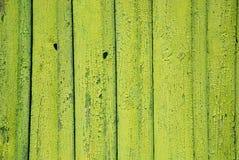 Grün gemalter Hintergrund Stockfoto