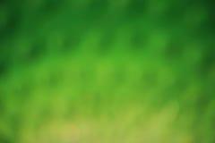 Grün lässt Hintergrundunebene fahrbahn Lizenzfreie Stockfotografie