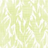 Grün lässt Textilbeschaffenheit nahtloses Muster Lizenzfreies Stockbild