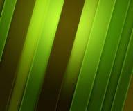 Grün streift Hintergrund lizenzfreie abbildung