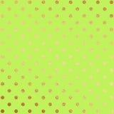Grün und Goldhintergrund Stockfotos