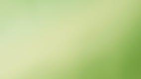 Grün verblassen Farbhintergrund-Fotounschärfe Stockfotografie