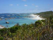 Grün vereinigt West-Australien Stockfotografie
