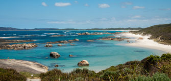 Grün vereinigt West-Australien Stockbilder