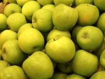 Grüne Äpfel Lizenzfreies Stockfoto