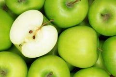 Grüne Äpfel Lizenzfreie Stockbilder