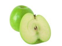 Grüne Äpfel lizenzfreies stockbild