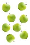 Grüne Äpfel Lizenzfreie Stockfotografie