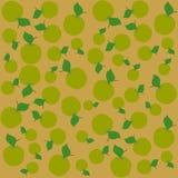 Grüne Äpfel Stock Abbildung