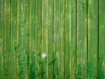 Grüne alte Blechtafelbeschaffenheit Lizenzfreies Stockbild