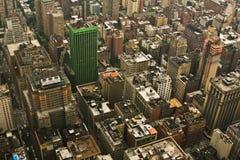 Grüne Architektur Lizenzfreies Stockbild
