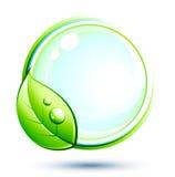 Grüne Auslegung Stockfotos