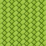 Grüne BambusGewebebeschaffenheit und Hintergrund lizenzfreie abbildung