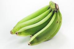 Grüne Bananen Lizenzfreie Stockfotografie
