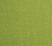 Grüne Beschaffenheit des gebundenen Buches Stockbild