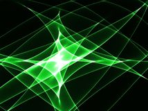 Grüne Bewegung stockfoto