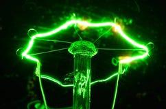 Grüne Birnen-Seite stockfoto